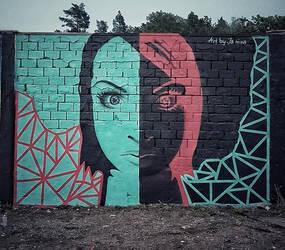 Kajsa Graffiti Sweden