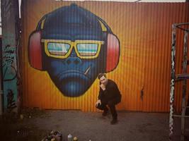 Graffiti Ape