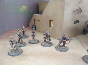 Dak-soldiers-and-oficcers-with-dorchester-armoured