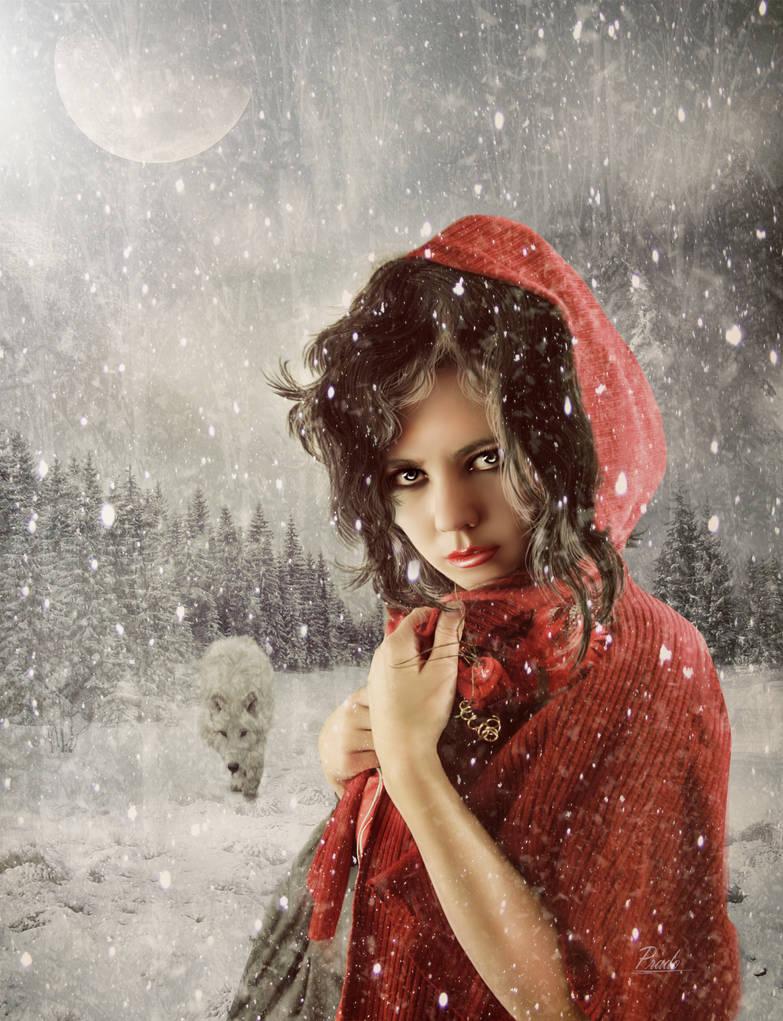 little Red Riding Hood by cespra2002