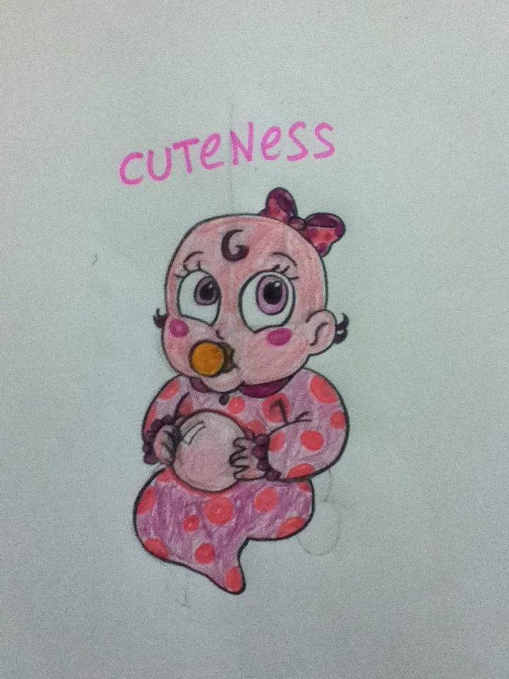 inside oc 1: cuteness by purplebat106