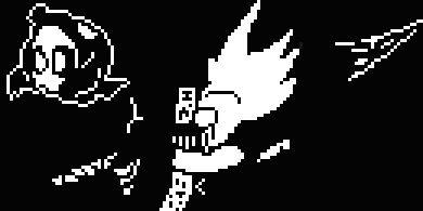 Epic Battle Fantasy Evil Goku