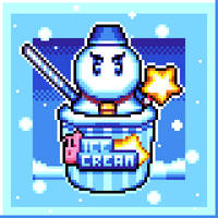 Chilly ice cream