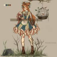 adoptable kemonomimi girl auction [CLOSED]