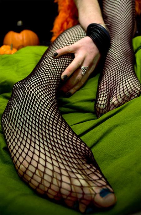 Fishnets by r3ki