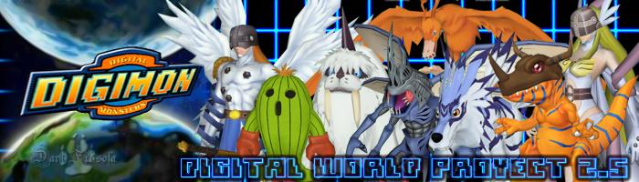 Digital World Proyect 2.5