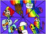 Rainbow Rhythm