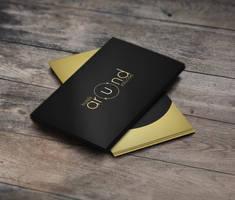 Business Card - HotelsAroundYou.com by studioincandescence
