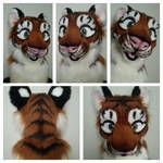 Tiger Head Auction
