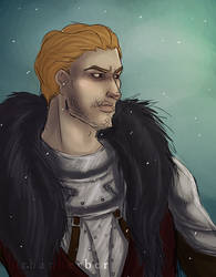 Cullen Rutherford by queencarrion