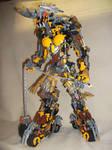 Bionicle MOC Mototaur 2.0
