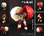 Bionicle MOC: Hyderbawl