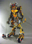 Bionicle MOC Mototaur 3.0