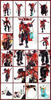 Bionicle MOC: Matteo Detail