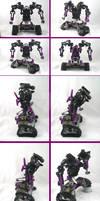Bionicle MOC BDR-BRAWL
