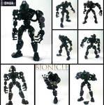 Bionicle MOC: Onua Mata revamp