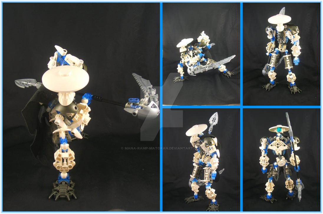 Bionicle MOC: O-jin by 3rdeye88