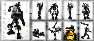 Bionicle MOC: Aumangea