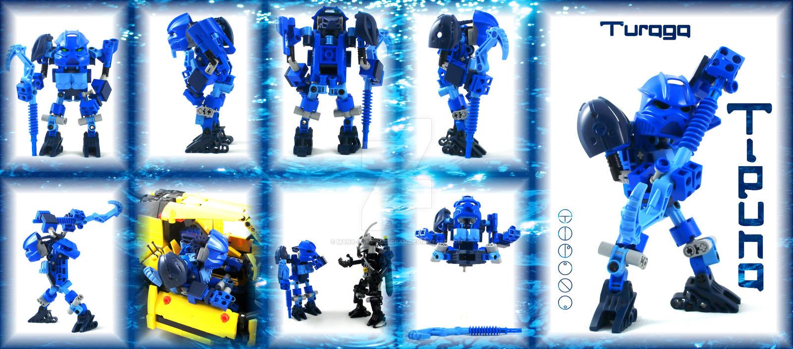 Bionicle MOC Turaga Tipuna by 3rdeye88