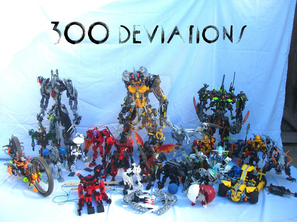 300th Deviation! by 3rdeye88
