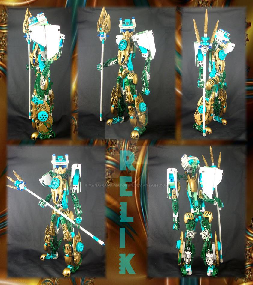 Bionicle MOC: Relik by 3rdeye88