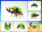 Bionicle MOC: Snip