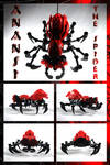 Bionicle MOC: Anansi The Spider