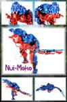 Bionicle MOC: Nui-Moko