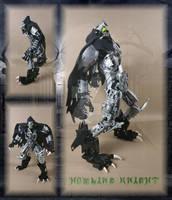 Bionicle MOC: Howling Knight
