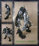 Bionicle MOC: Howling Knight