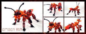 Bionicle MOC: Ember Ant