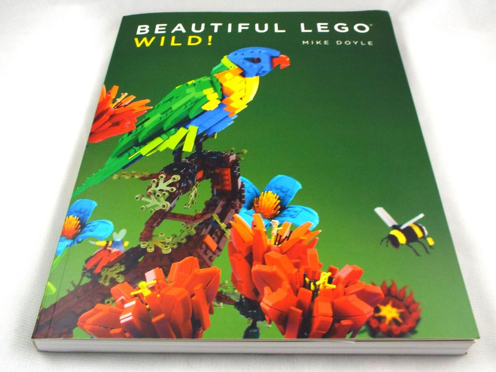 Beautiful Lego By Mike Doyle by 3rdeye88