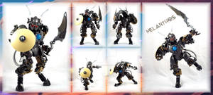 Bionicle MOC: Melanthios 4.0