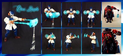 Bionicle MOC: Remi Basile