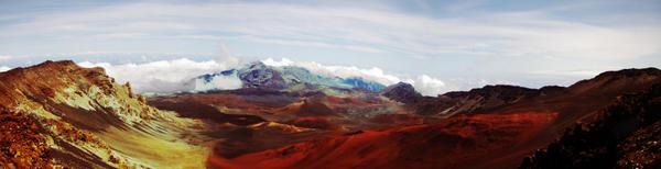 Haleakala by cityxofxglass