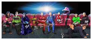 MST3k Cast Photo by themadbutcher
