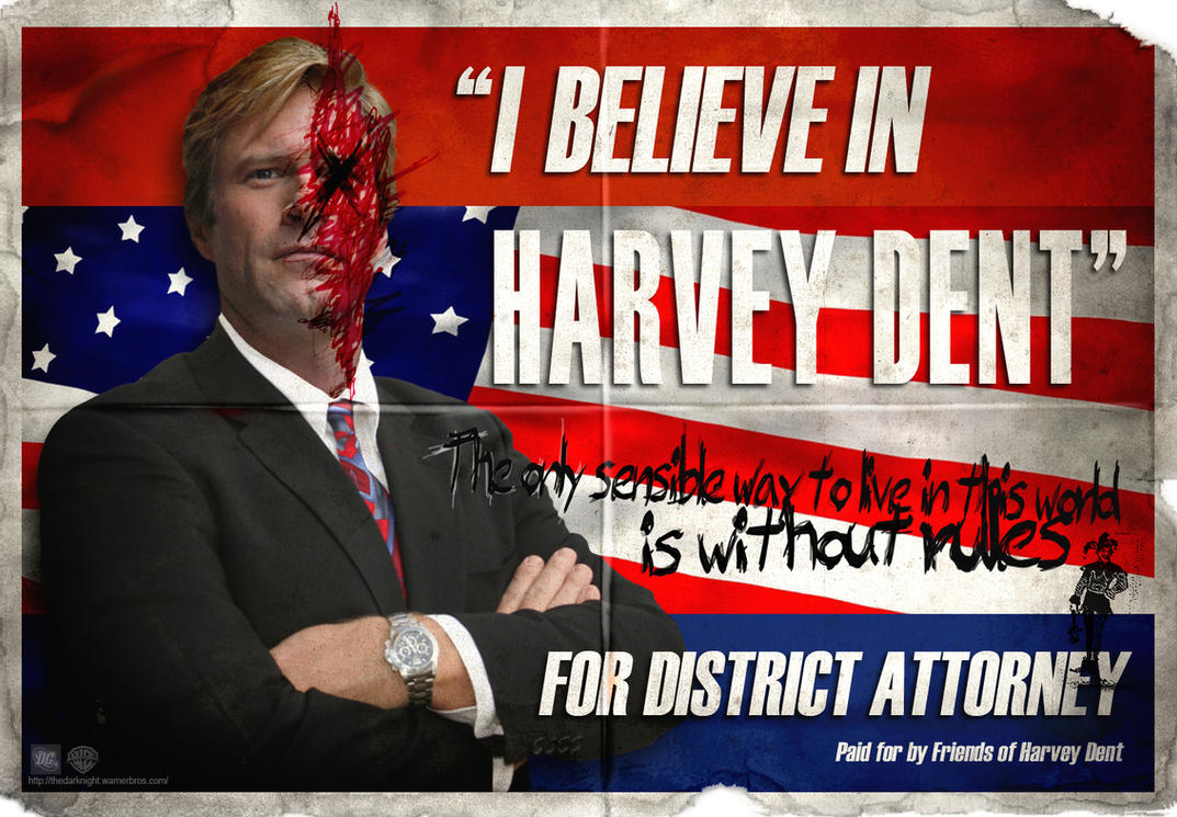 I Believe in Harvey Dent by themadbutcher ...