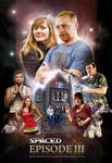 'Spaced' Series 3 Poster