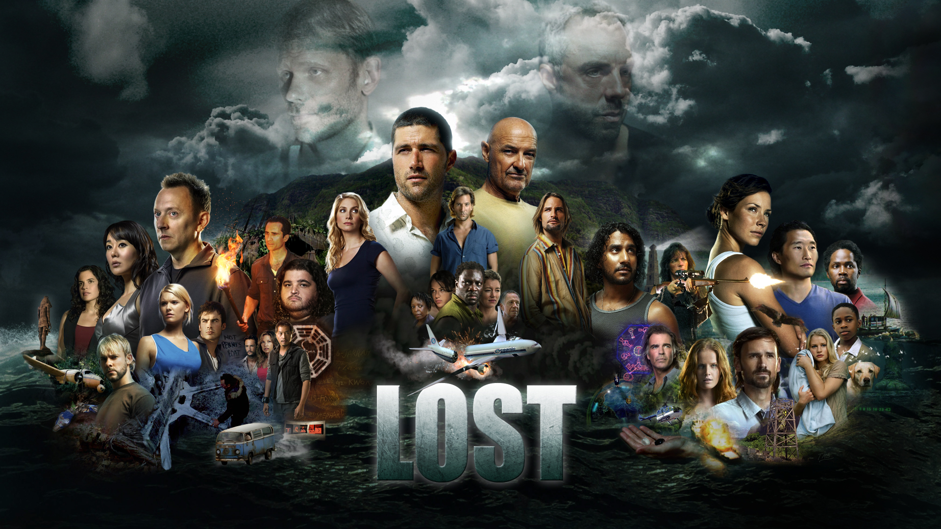 LOST - The Complete Saga by themadbutcher