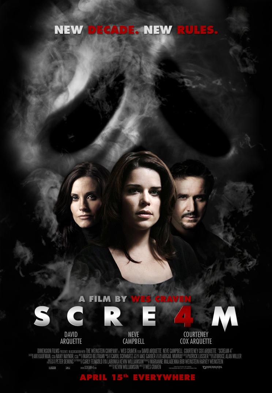 Stab 4 Sure To Be A Scre4m! Scream 4 -- Stab Movies | PRLog