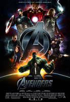 'The Avengers' Movie Poster by themadbutcher