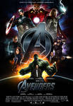 'The Avengers' Movie Poster