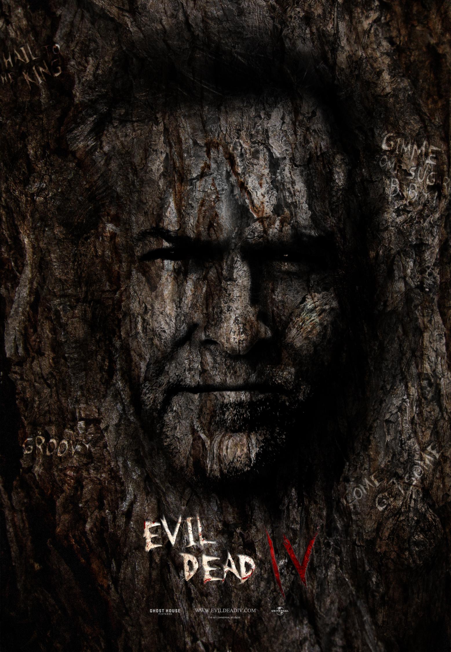 'Evil Dead IV' Teaser Poster