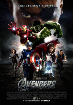 The Avengers - Poster Update