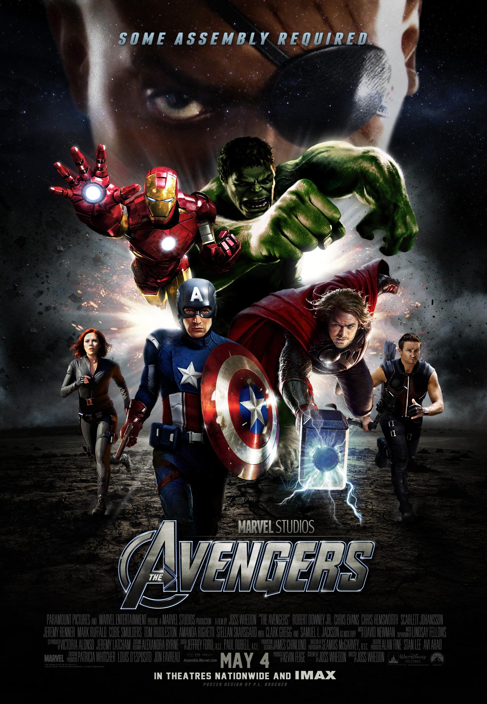 The Official Avengers Fan Art & Manip thread - Part 2 ...