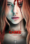 Chloe Moretz as Carrie - Remake Poster
