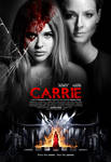 Carrie 2013 - Theatrical Poster by themadbutcher
