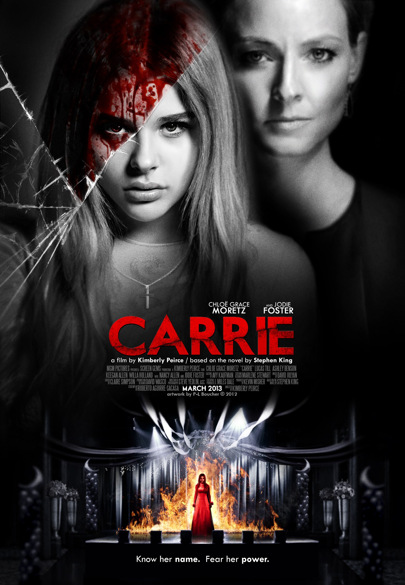 Carrie (2013) Lektor PL