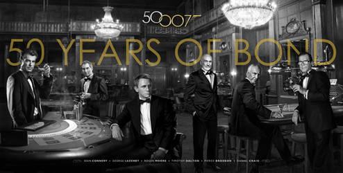 Bond 50 - 50 Years of Bond