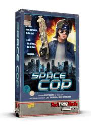 Space Cop VHS